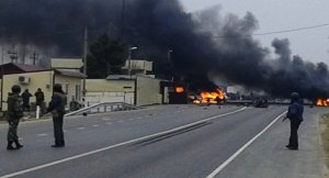Dağıstan'a yapılan bombalı araç saldırısını IŞİD üstlendi