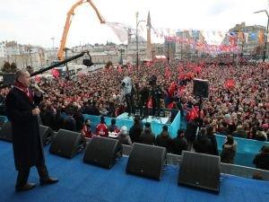 """""""Türkiye üzerinde operasyon yapmak isteyenlere gereken cevabı veririz"""""""