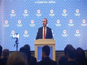 Bakan Gül:: FETÖ'cülere mahkemelerle dalga geçilmeyeceğini göstereceğiz