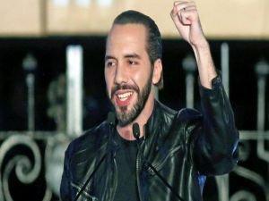 Filistin kökenli Nayib Bukele Salvador devlet başkanı oldu