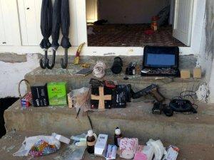Cizre'de tuzaklanmış bombalar imha ediliyor