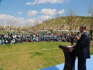 Gaziantep'te kitap okuma etkinliği