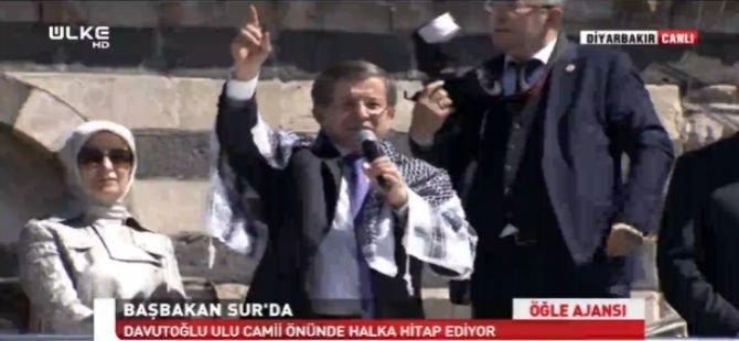 Başbakan Sur'da vatandaşlara sesleniyor!