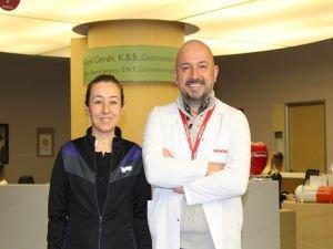 Karaciğer koruyucu cerrahi ile sağlığına kavuştu