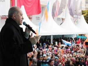 Erdoğan: Ey Netanyahu kendine gel, sen zalimsin