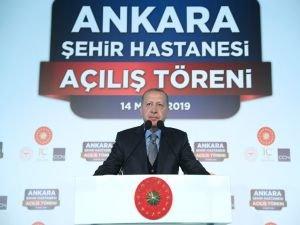 """Erdoğan: """"3600 ek gösterge meselesini çözeceğiz"""""""