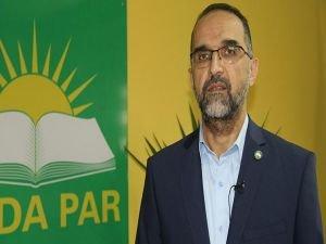 Sağlam'dan terör rejiminin şehid ettiği Filistinli komutan için taziye mesajı