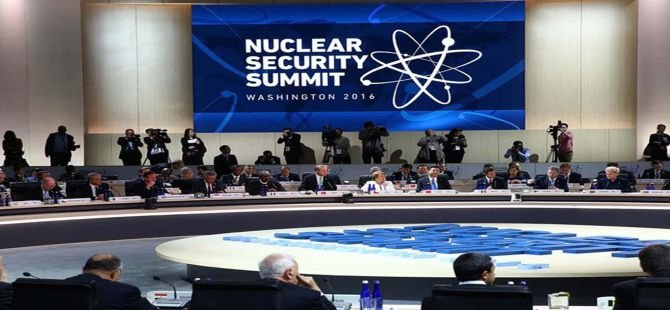 Cumhurbaşkanı Erdoğan, ABD'de Nükleer Güvenlik Zirvesi'ne katıldı
