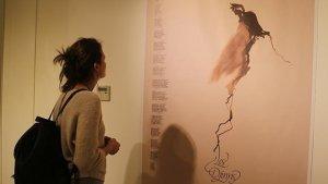 Victor Hugo segisi İstanbullu sanatseverlerle buluştu