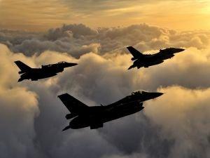Hava harekâtında 4 PKK'lı öldürüldü