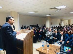 Mevlidi-i Nebi Haftası Gençlik Bilgi Yarışmasında dereceye gireniler Umre ile ödüllendirdi