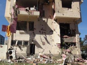 Kızıltepe saldırının tahribatı