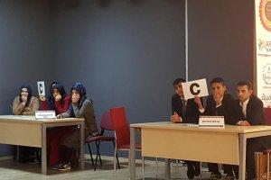 Bingöl'de İHL'ler arası Arapça yarışması