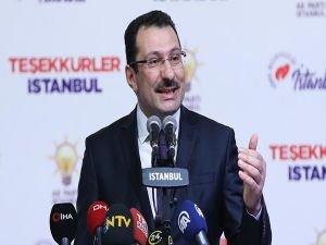 """Yavuz: """"AK Parti lehine düzeltilen oy sayısı 11 bin 109'dur"""""""