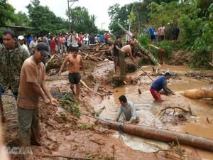 Bolivya'da aşırı yağış ve toprak kayması 30 can aldı