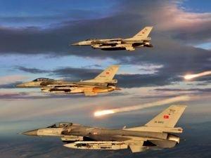 Haftanin'de 8 PKK'lı öldürüldü