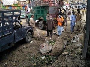 Pakistan'da patlama: 14 ölü