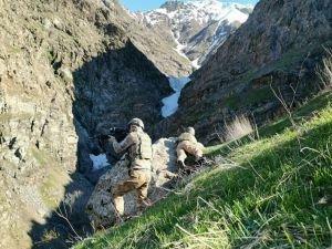 Öldürülen 6 PKK'lıdan biri mavi kategoride