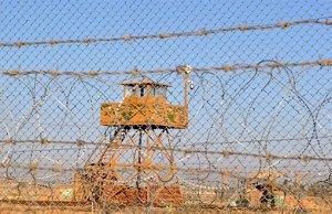 Suriye sınırında üst düzey güvenlik