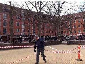 Danimarka Kur'an-ı Kerim'e alçak saldırının ardından karıştı