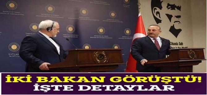 Zarif: Esad ile görüşmemin raporunu Erdoğan'a sunacağım