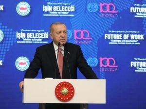 """Erdoğan: """"YSK noktayı koyduğu zaman bizim için de mesele bitmiştir"""""""