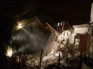 Hamas: Ev yıkma politikası Batı Yaka'da direnişi durduramayacak