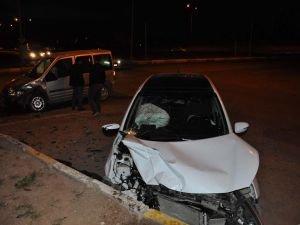 Batman'da Trafik kazası