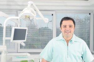 Dişlere Laminate veneer uygulaması