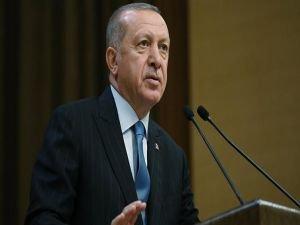 """Erdoğan: """"2023'de 500 milyar dolarlık ihracat rakamı hedefliyoruz"""""""