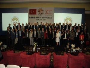 Kıbrıs'ta KGK buluşması