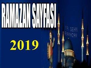 Ramazan Sayfası: Tevbe Konusu