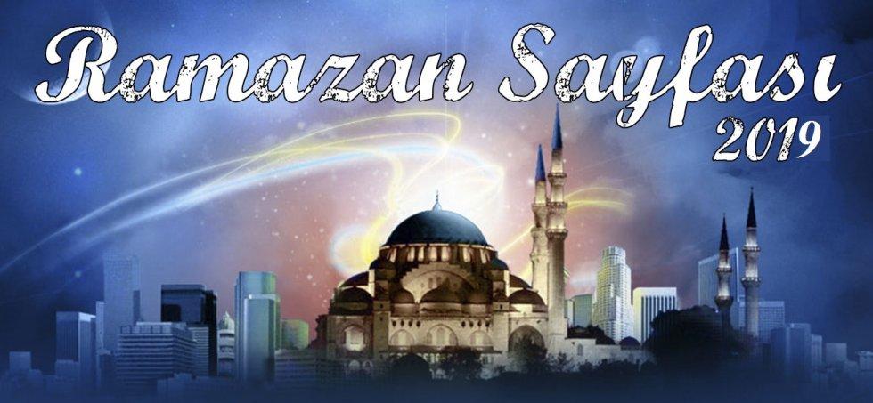 Ramazan Sayfası: Cennet konusu