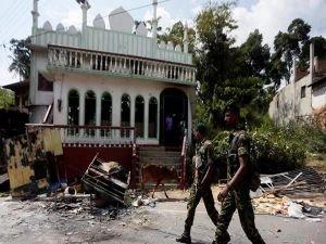 Sri Lanka'da bazı camilere saldırı düzenlendi