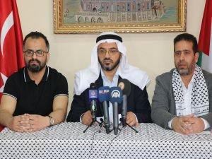 """FİDDER: """"Uluslararası kuruluşları Filistin'e sahip çıkmaya davet ediyoruz"""""""