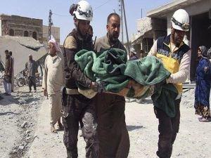 BM: İdlib'de siviller ölüyor