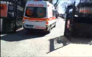 İstanbul Gülhane Parkı'nda duvar çöktü!