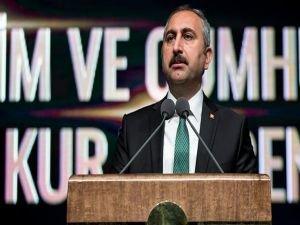 """Bakan Gül: """"Nafakaya yeni düzenlemede sona gelindi"""""""