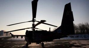 Ka-52 Rus Savaş helikopteri Suriye'de görüntülendi