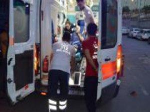 Uçaksavarla manevra atışı yapan astsubay yaralandı