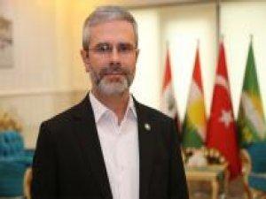 HÜDA PAR'ın Kürdistan'daki ziyaretleri devam ediyor