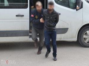 Van'da bir PKK'lı tutuklandı