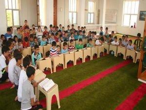 Yaz Kur'an kursları 17 Haziran'da başlıyor