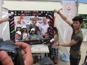 Şanlıurfa'da çocuk işçiliği ile mücadele başlatıldı