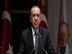 Erdoğan: Türkiye S-400 savunma sistemlerini alacaktır demiyorum, almıştır