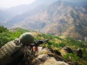 Pençe Harekatı'nda 3 PKK'lı öldürüldü