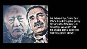PKK ile FETÖ ittifakı