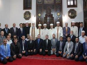 Erbaş, Hasköy Eski Camii'nin açılışını yaptı