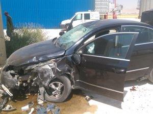 Öğretmenler kaza geçirdi: 5 yaralı
