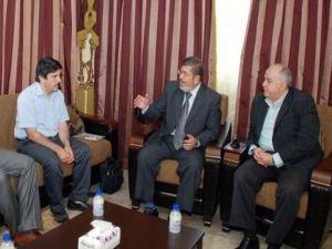 Aktay: Mursi Rabbine kavuştu veyl onun katillerine!